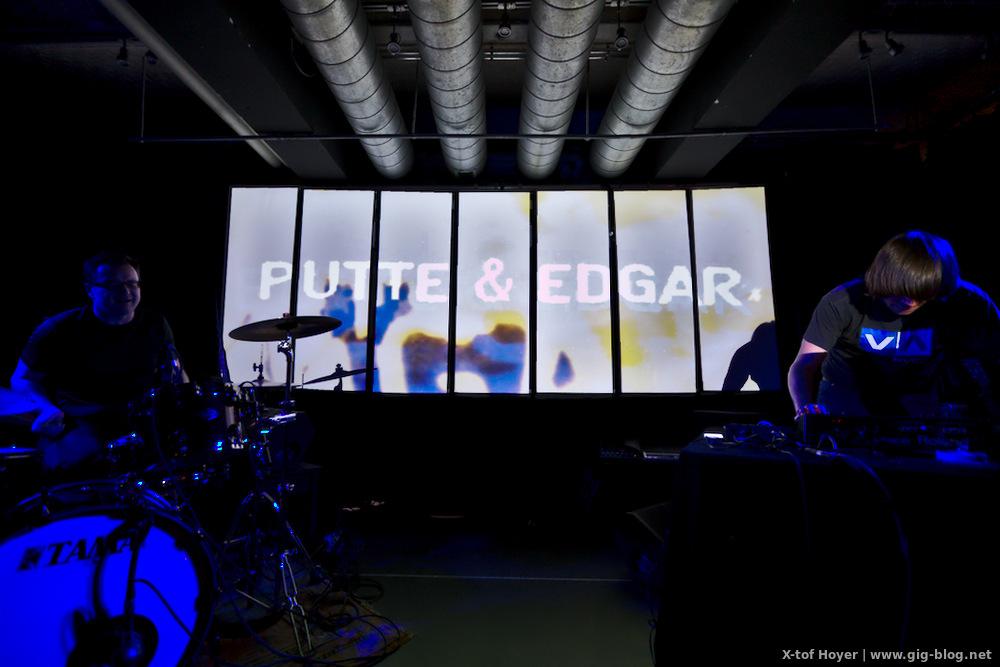 Konzertbericht: 33 JAHRE MERLIN, Putte & Edgar, 21.10.2016, Merlin, Stuttgart