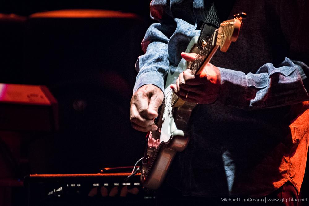 THE ROBERT CRAY BAND, 10.10.2016, Theaterhaus, Stuttgart