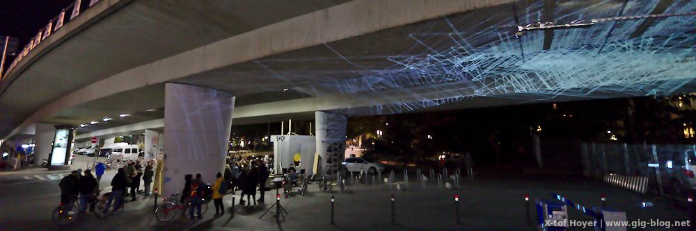Veranstaltungsbericht: LAURENZ THEINERT + DJ GERO/LLOYD, 13.10.2016, Österreischer Platz, Stuttgart