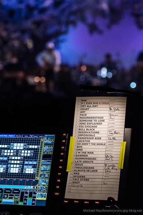 Konzertbericht: NEW FALL FESTIVAL: WILCO, 30.10.2016, Liederhalle (Beethovensaal), Stuttgart