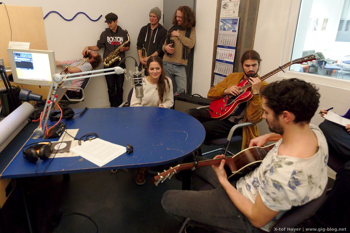 Konzertbericht: AL PRIDE, 12.11.2016, Freies Radio Stuttgart, Zwölfzehn, Stuttgart
