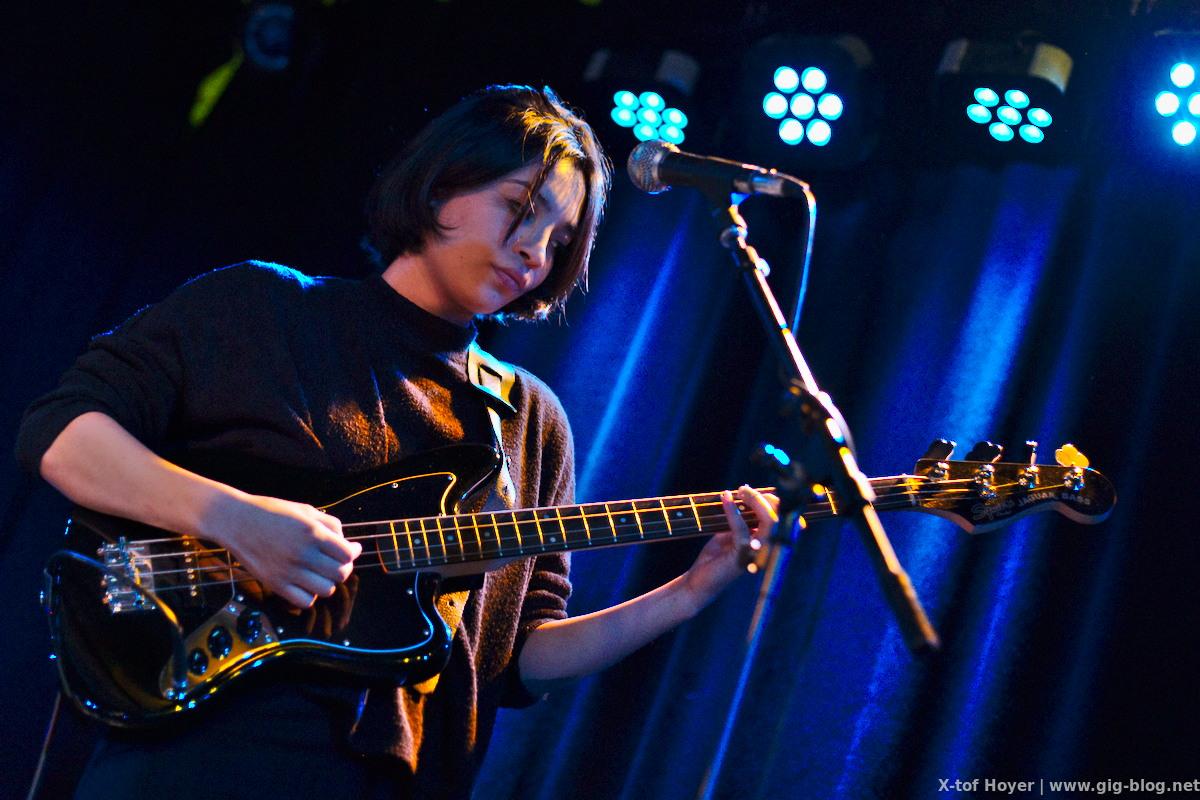 Konzertbericht: DIE HEITERKEIT am 18.11.2016 im Merlin, Stuttgart (Text: Holger Vogt, Fotos: X-tof Hoyer)