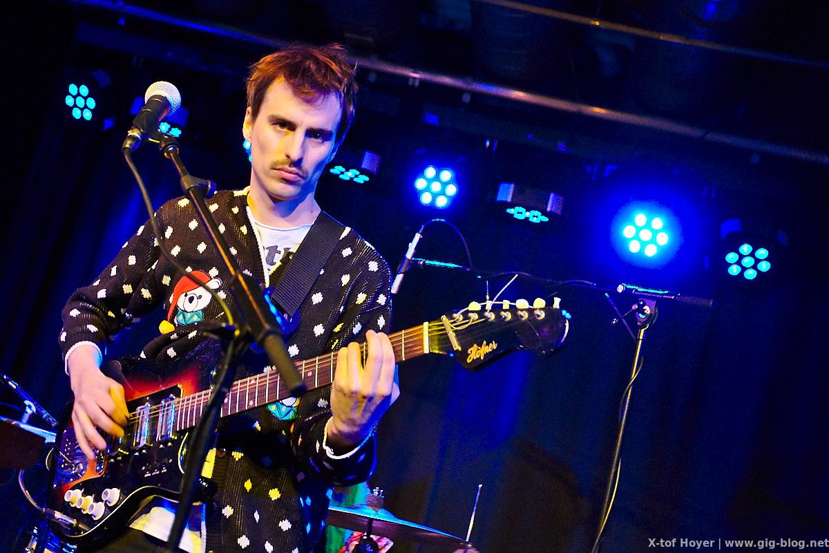 Konzertbericht: DIE HEITERKEIT und JFR Moon am 18.11.2016 im Merlin, Stuttgart (Text: Holger Vogt, Fotos: X-tof Hoyer)