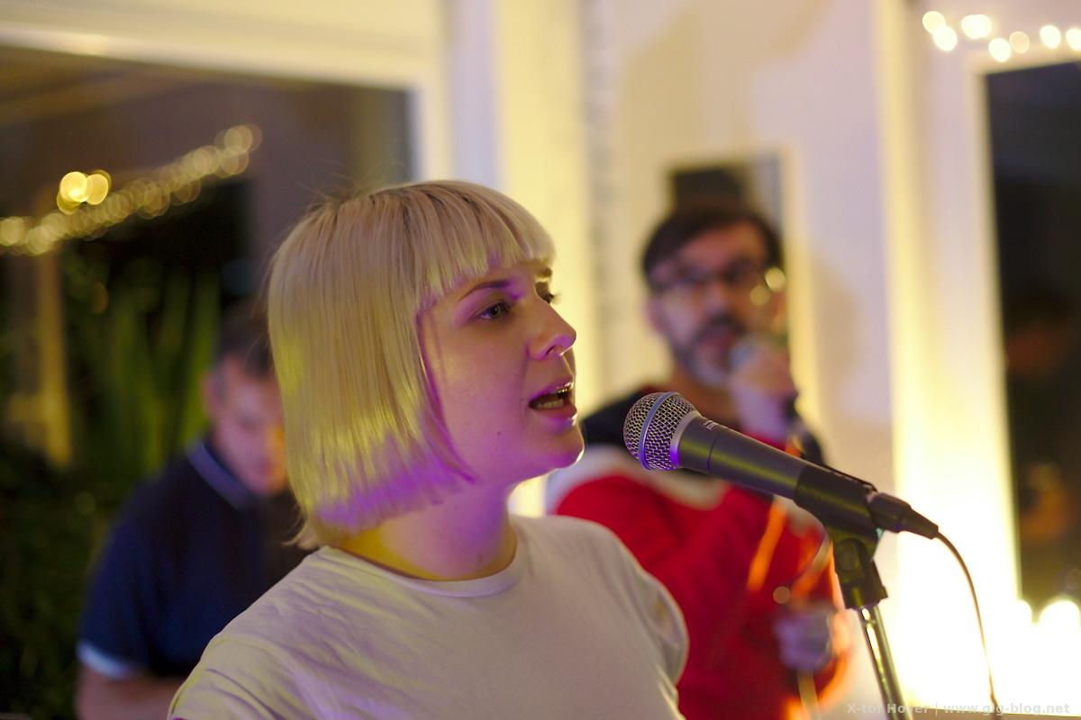 Konzertbericht: THE SOULBOY COLLECTIVE am 12.11.2016 im InDieWohnzimmer, Stuttgart