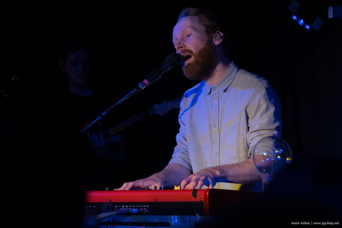 Konzertbericht: ENNO BUNGER, SARAH & JULIAN, am 08.12.2016 im Merlin, Stuttgart