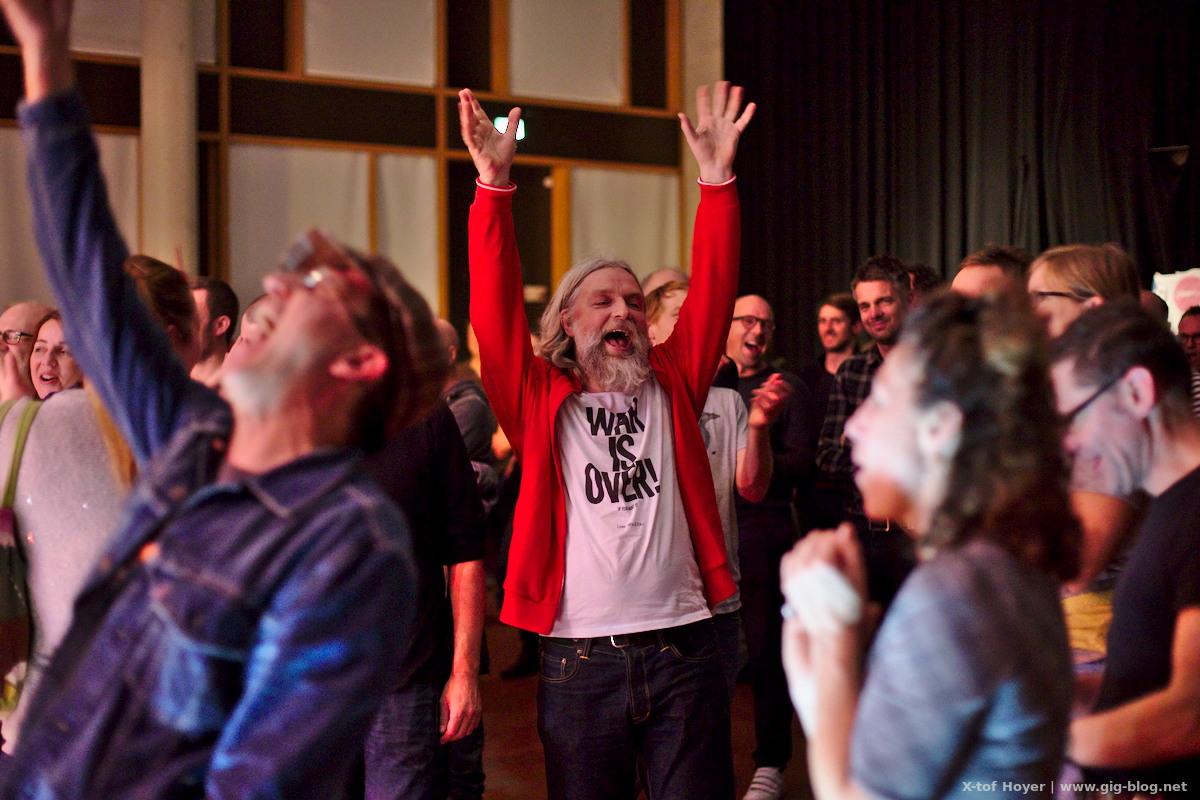 ERDMÖBEL, 09.12.2016, ClubCANN, Stuttgart (Text: Christian Seyffert, Fotos: X-tof Hoyer)