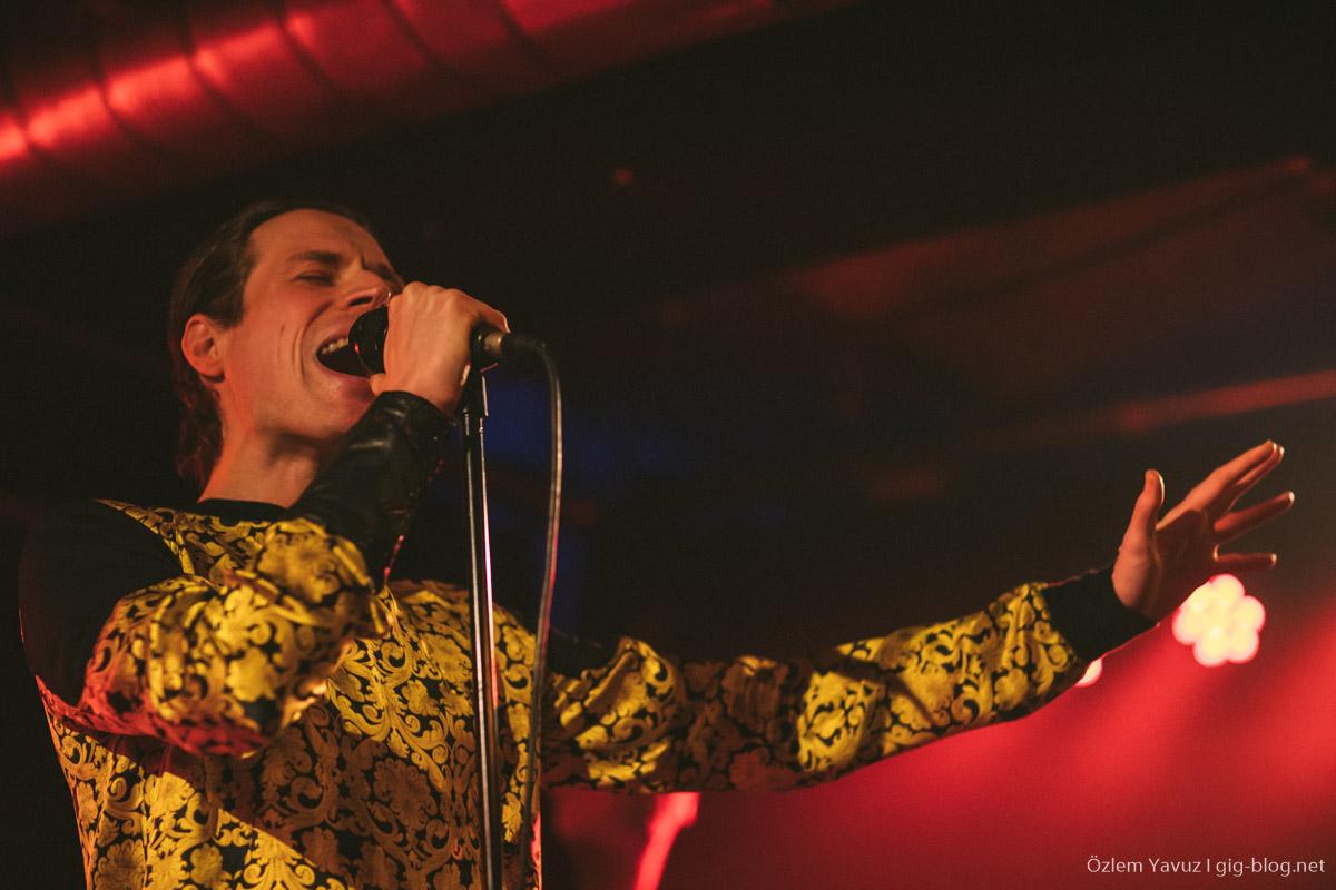 Konzertbericht:DAGOBERT, 28.01.2017, Merlin, Stuttgart, Foto: Özlem Yavuz