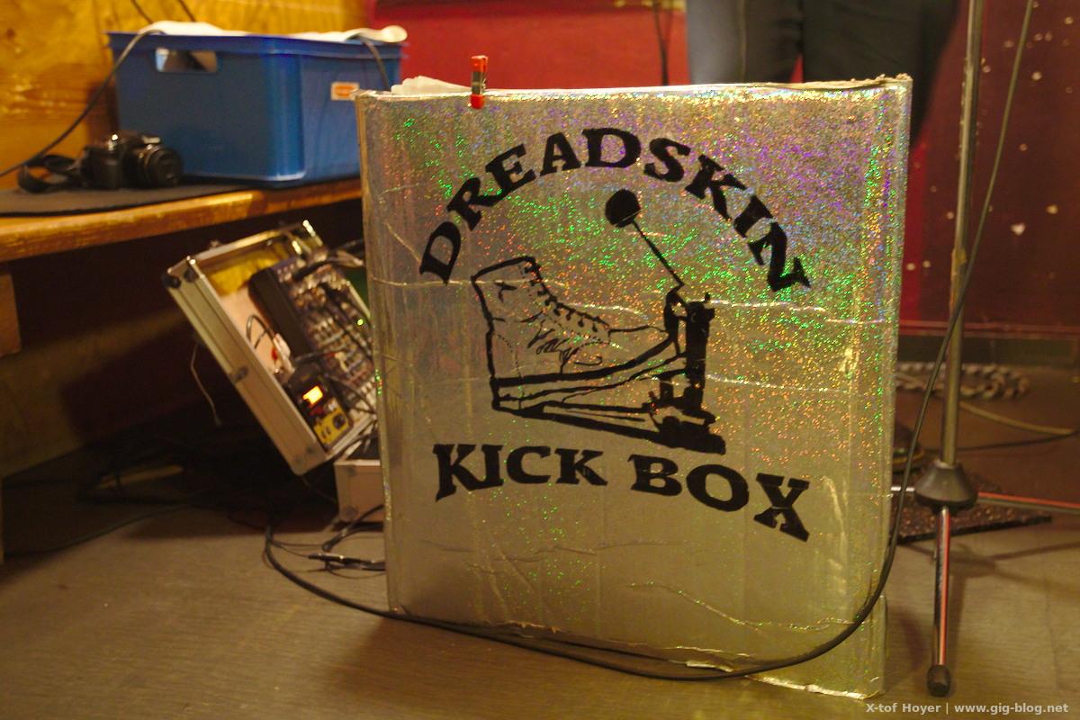 DREADSKIN KICKBOX, 11.01.2017, Ritterstüble, Stuttgart