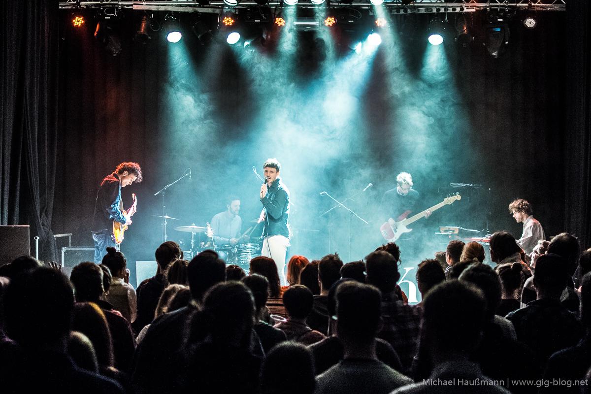 MALKY, 24.01.2017, ClubCann, Stuttgart