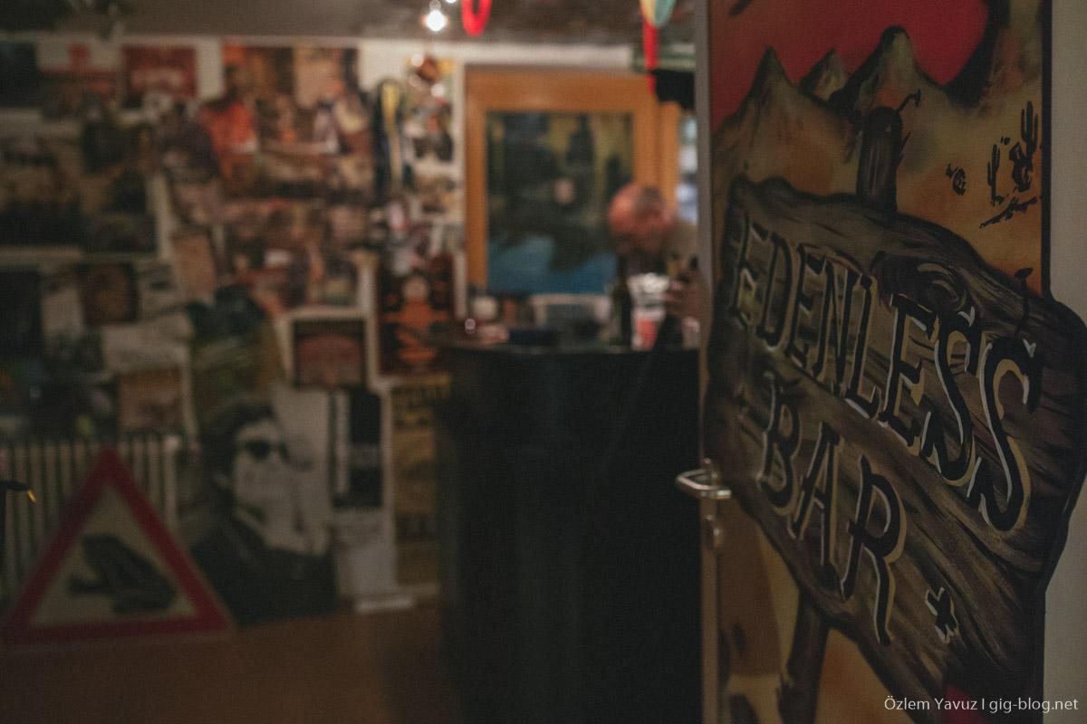 BABA ZULA, 01.02.2017, Edenless Bar, Stuttgart