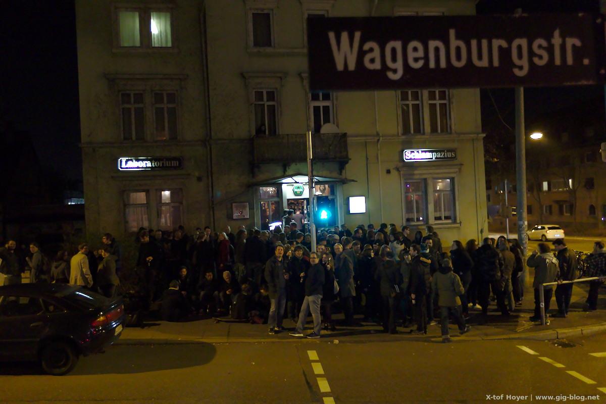 DIE SIFFER, MOFAKETTE, 15.03.2017, Schlampazius, Stuttgart