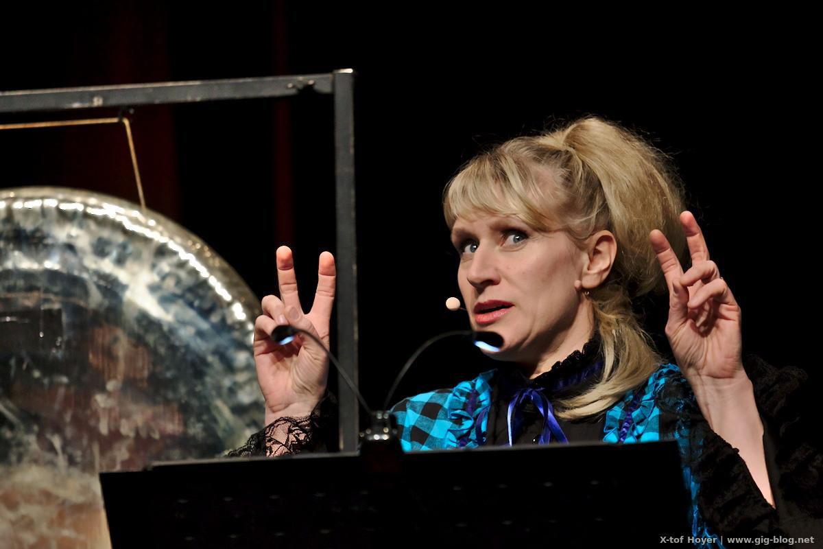 SARTANA, LIVE-HÖR-COMIC, 07.03.2017, Theaterhaus, Stuttgart