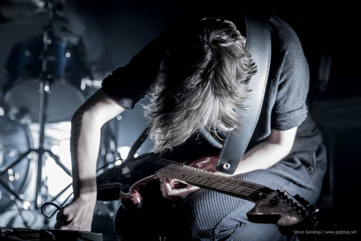 Konzertbericht: CANDELILLA, 29.04.2017, Club Manufaktur, Schorndorf. Foto: Steve Sonntag