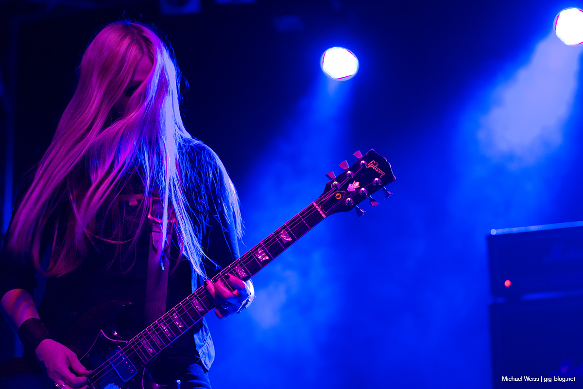 Electric Wizard, LKA, Stuttgart