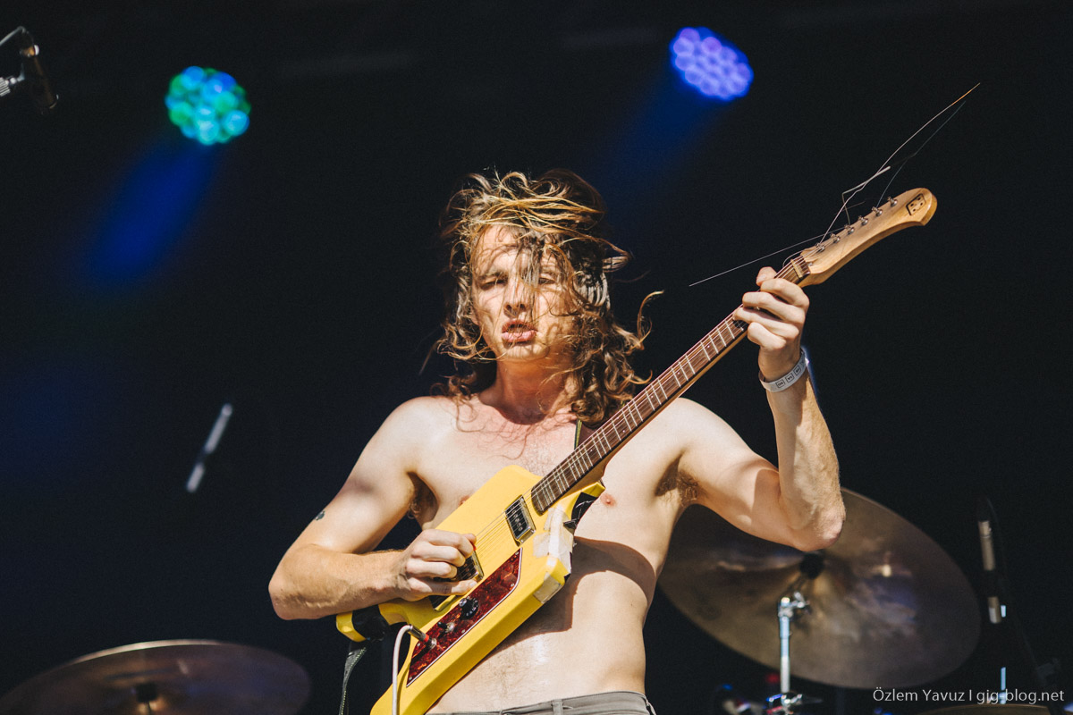 Maifeld Derby, King Gizzard & the Lizard Wizard, Foto: Özlem Yavuz