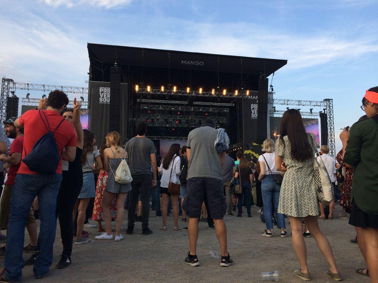 PRIMAVERA SOUND, 31.05.-04.06.2017, Parc del Forum, Barcelona