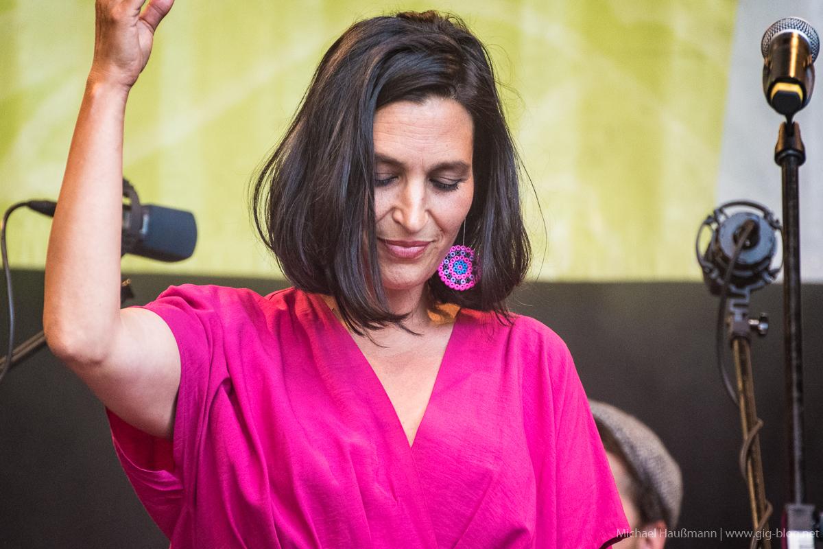 HAJNAL & BAND, 14.07.2017, Sommerfestival der Kulturen, Marktplatz, Stuttgart