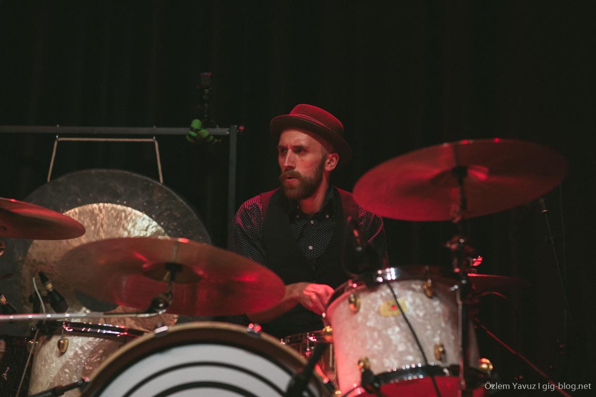 MICHAEL KIWANUKA, 11.07.2017, Jazz Open, Scala, Ludwigsburg