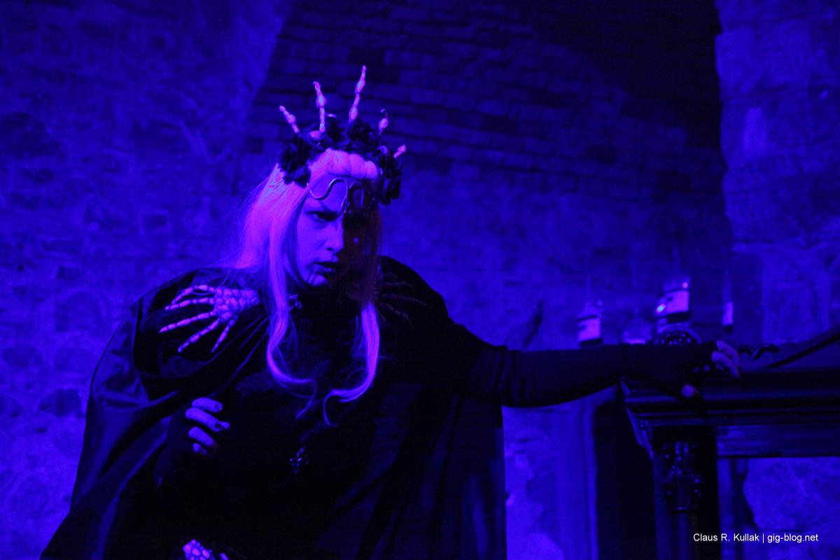 HALLOWEEN-FESTIVAL, 30.10.2017, Burg Frankenstein, Mühltal