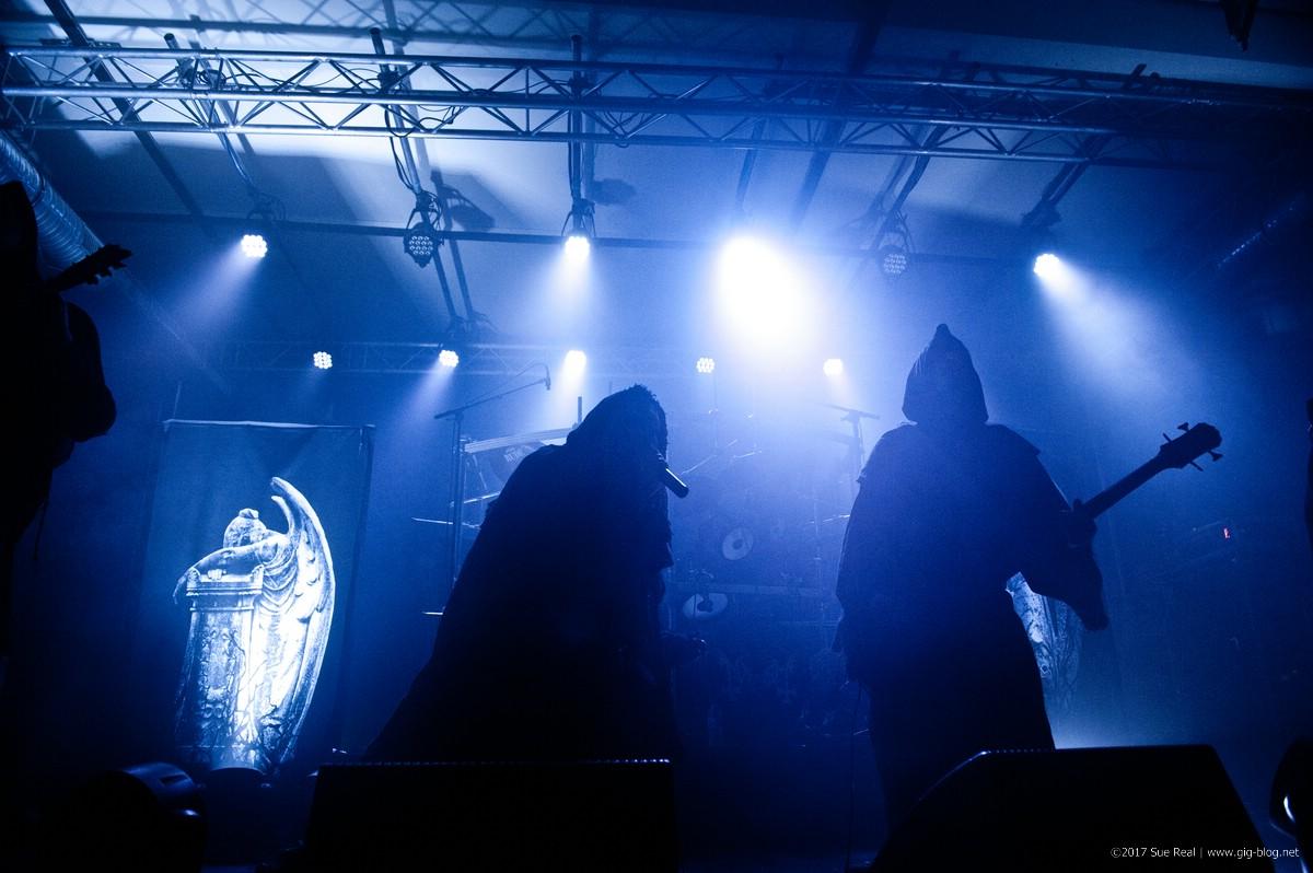 MAYHEM, 02.10.2017, Im Wizemann, Stuttgart