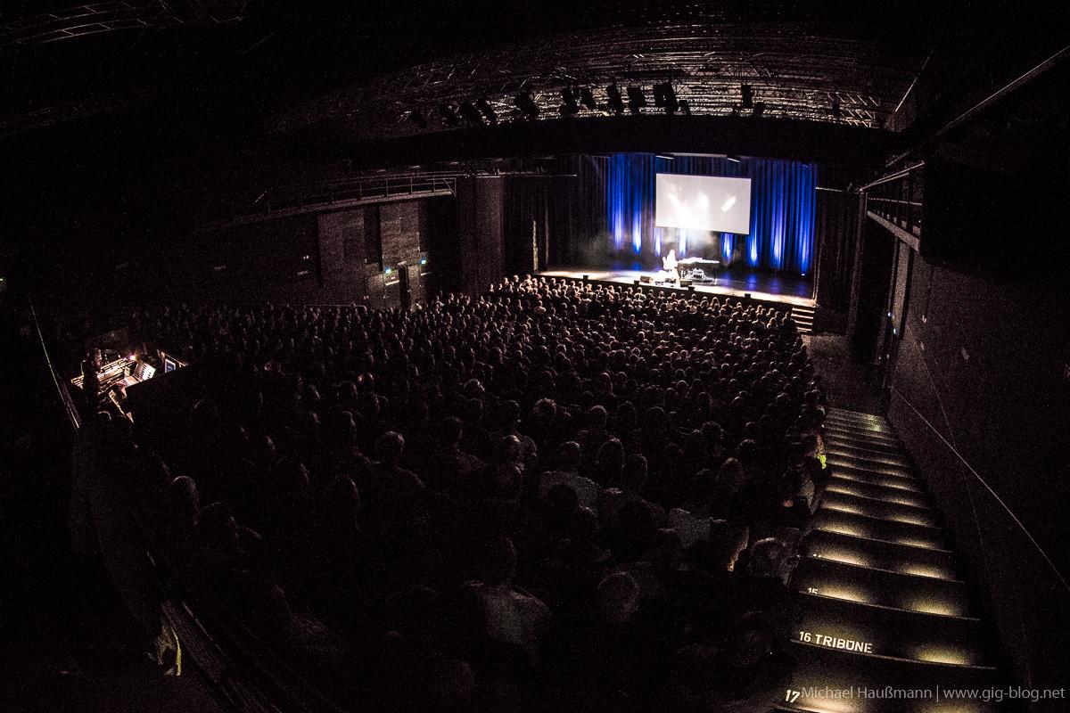 RAINALD GREBE, 08.10.2017, Theaterhaus, Stuttgart