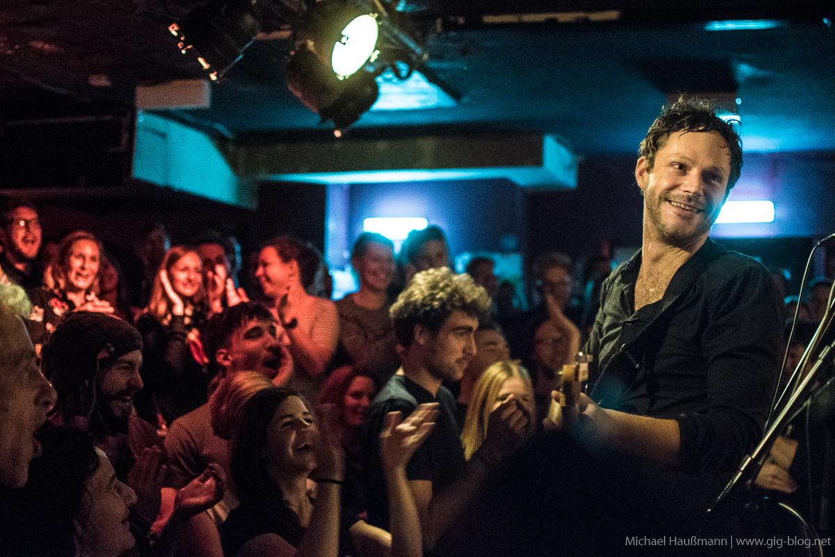 GRANADA, ONK LOU, 12.11.2017, Keller Klub, Stuttgart