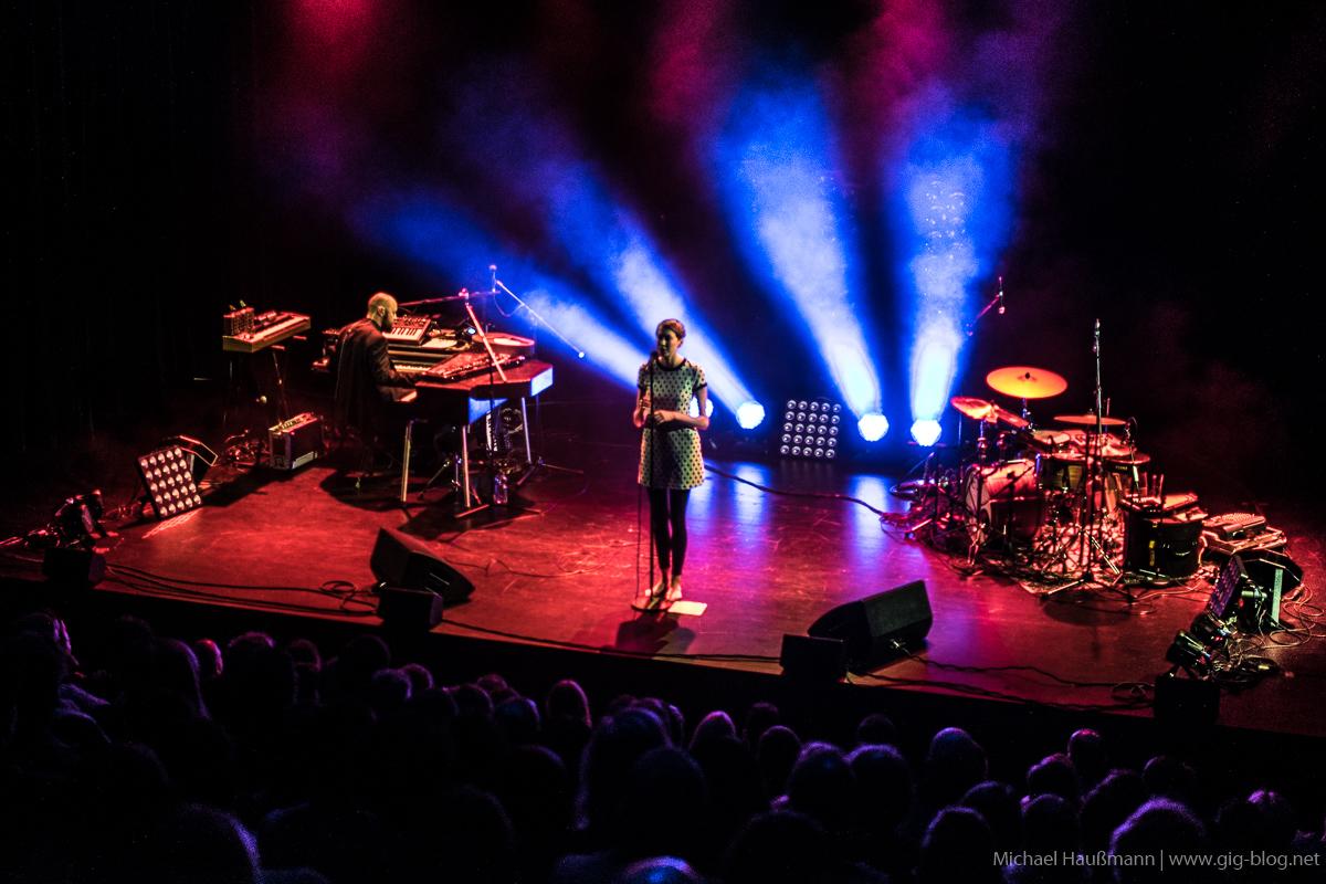 HUNDREDS, JOCO, 04.12.2017, Theaterhaus, Stuttgart
