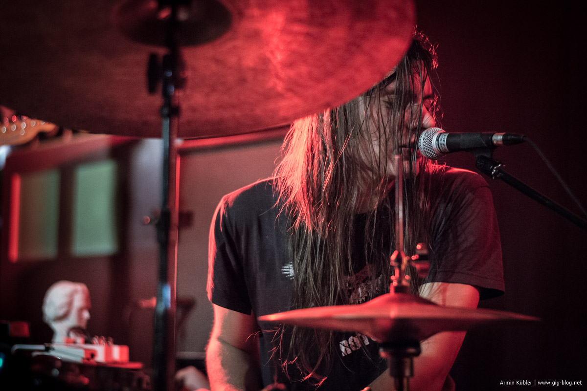 COOGANS BLUFF, WEDGE, 16.02.2018, Goldmark's, Stuttgart