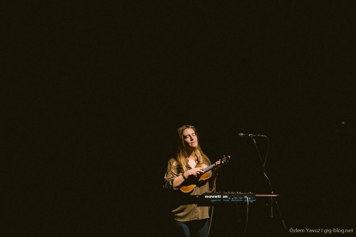 HANNAH EPPERSON, 14.02.2018, Theaterhaus, Stuttgart