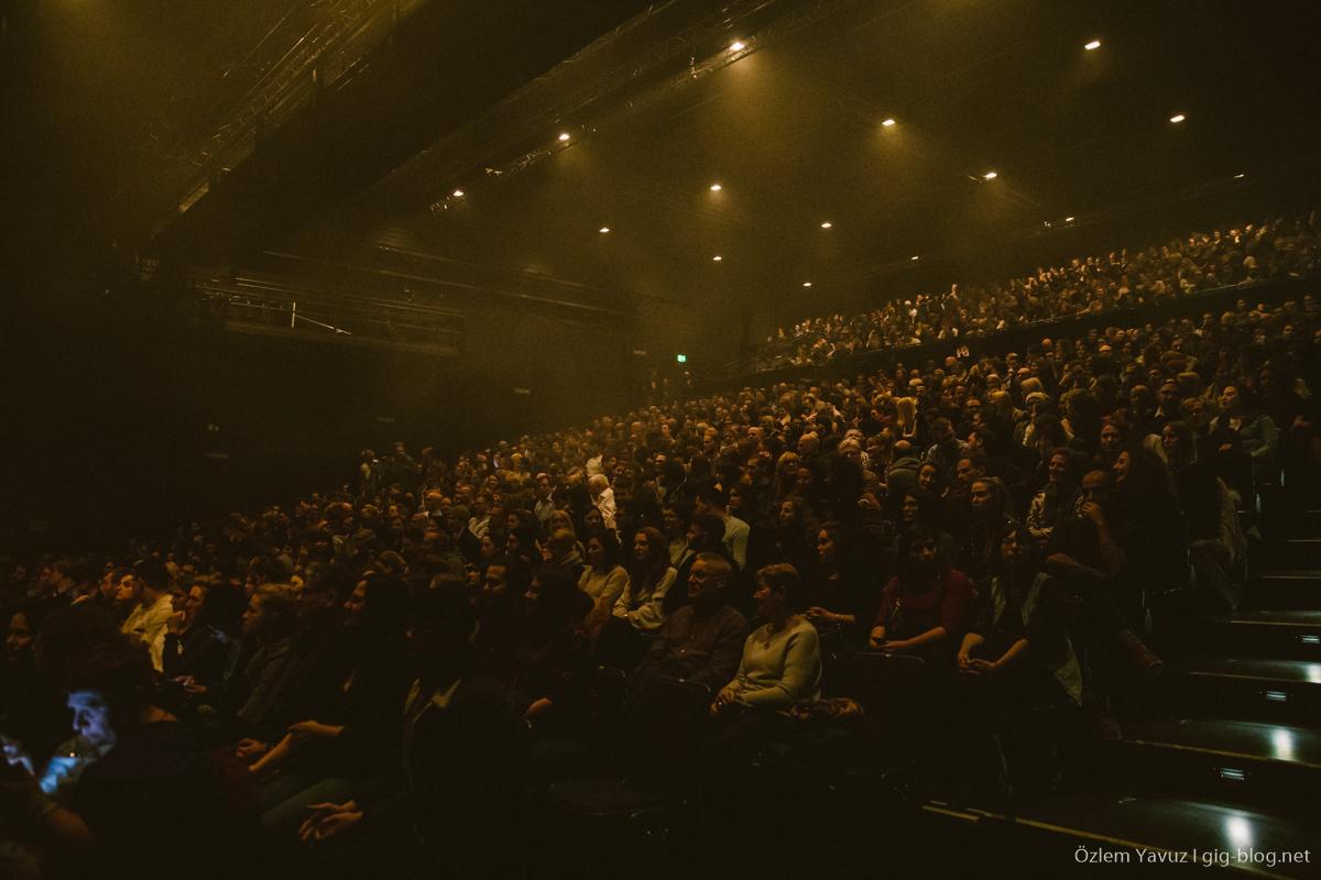 RY X & STUTTGARTER KAMMERORCHESTER, 14.02.2018, Theaterhaus, Stuttgart