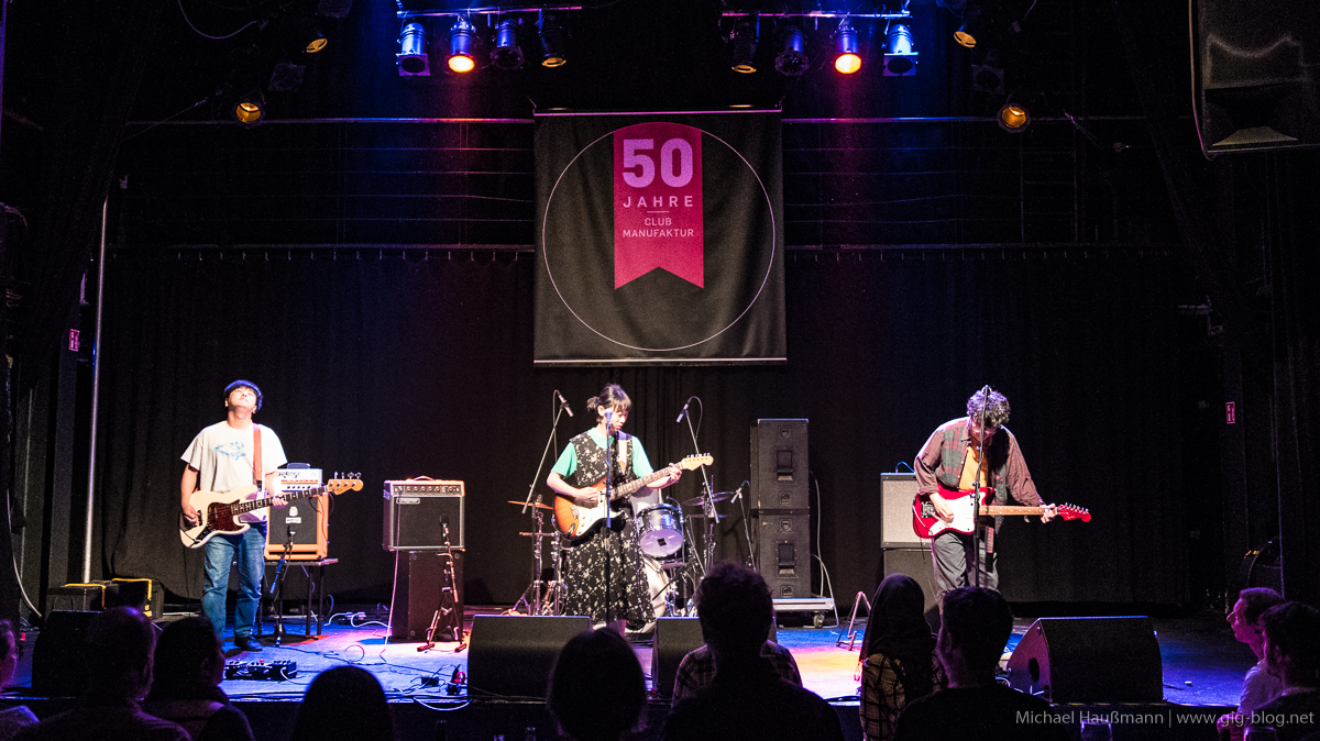 SAY SUE ME, 04.05.2018, Manufaktur, Schorndorf
