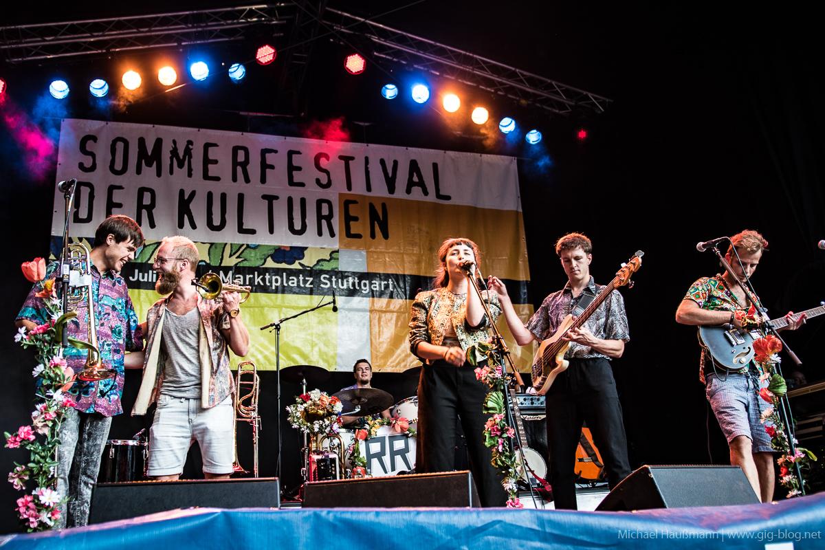 FELIX SHINDER & DENGI VPERED, RASGARASGA, Sommerfestival der Kulturen, 18.07.2018, Marktplatz, Stuttgart