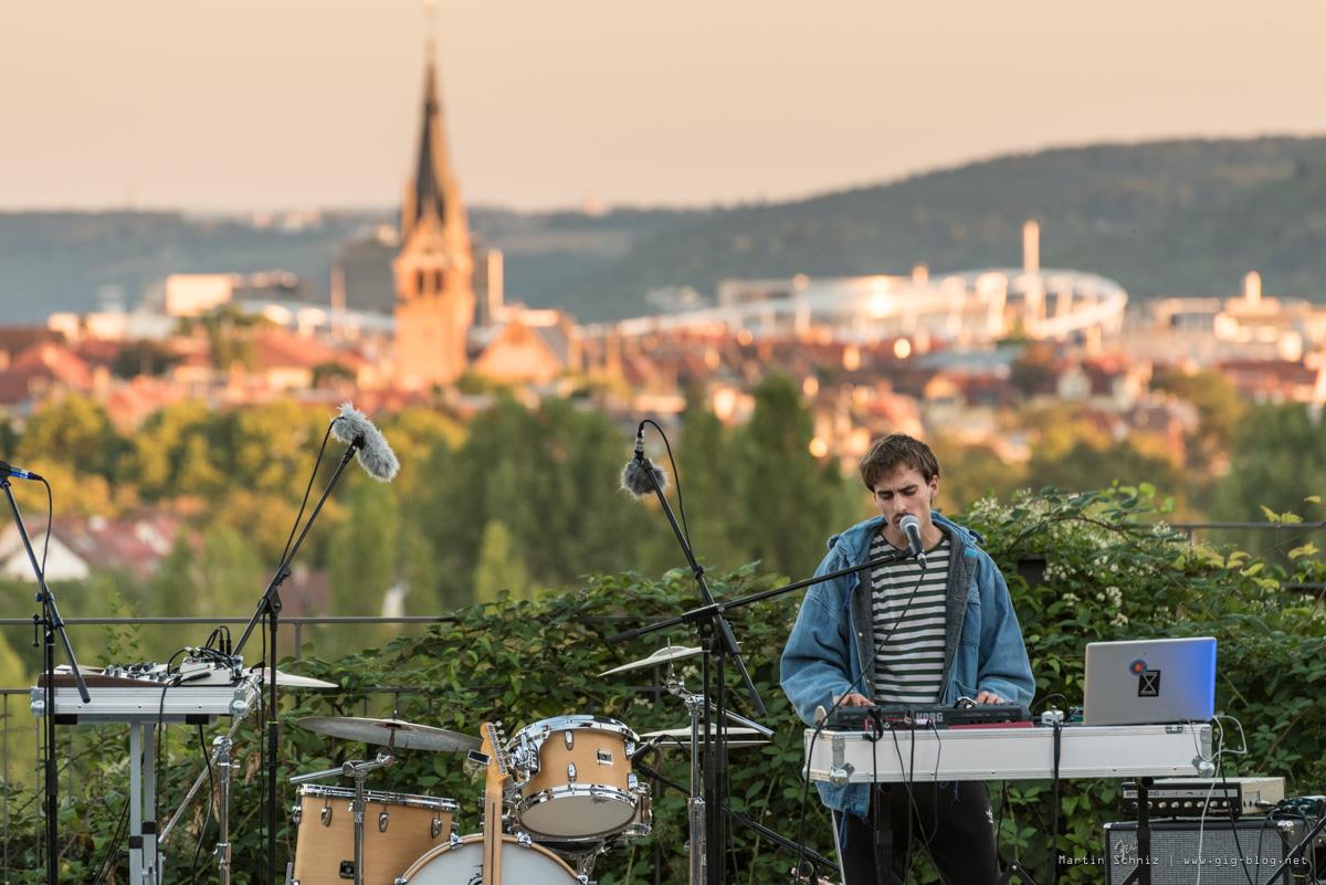 THE TREMOLETTES, JFR MOON, 09.09.2018, Travertinpark, Stuttgart