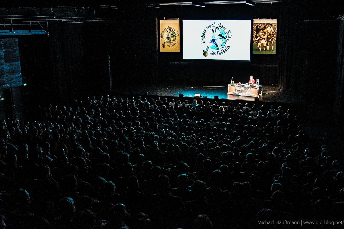 ARND ZEIGLER, 26.11.2018, Theaterhaus, Stuttgart
