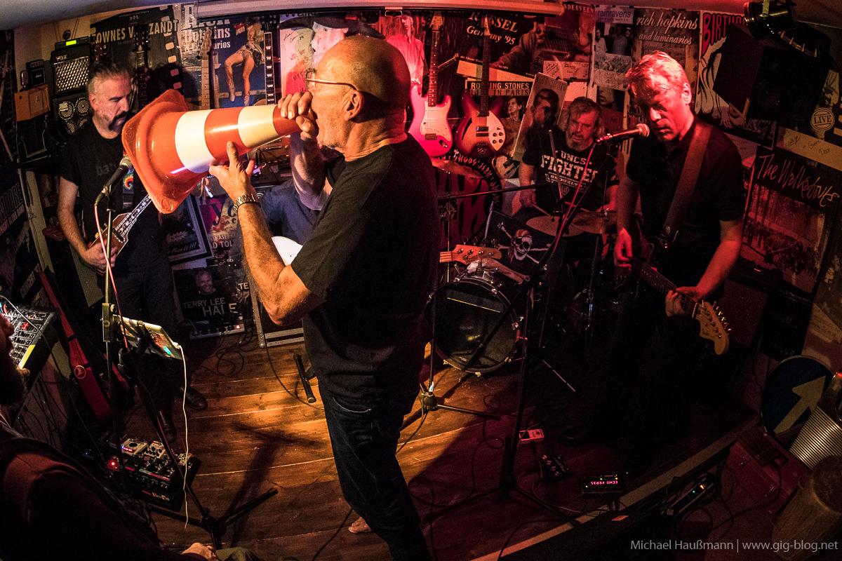 DIRTMUSIC, 04.11.2018, Edenless Bar, Leinfelden