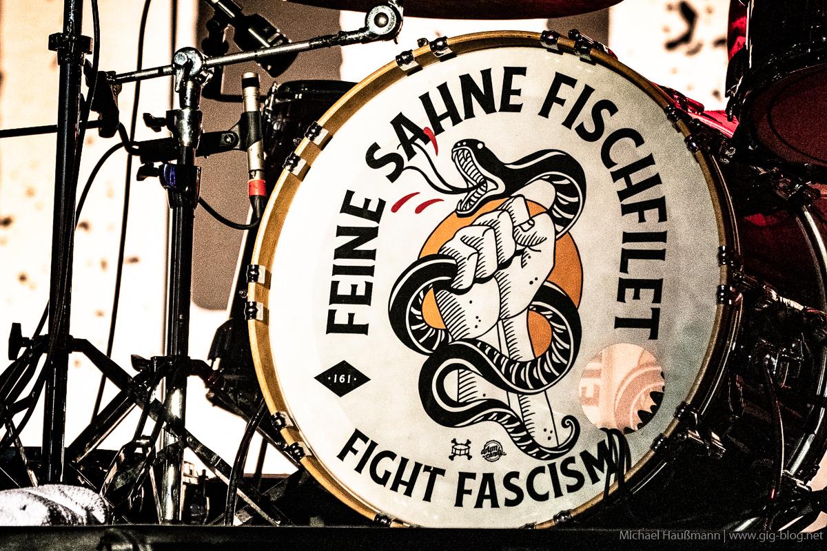 FEINE SAHNE FISCHFILET, 24.11.2018, Porsche-Arena, Stuttgart