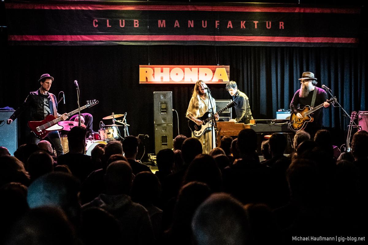 RHONDA, 25.01.2019, Manufaktur, Schorndorf