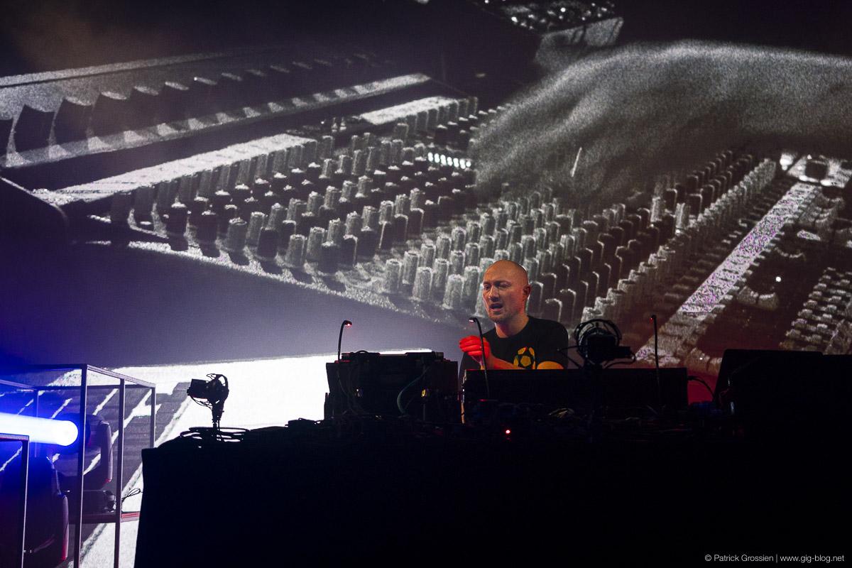 PAUL KALKBRENNER, 26.02.2019, Wagenhallen, Stuttgart