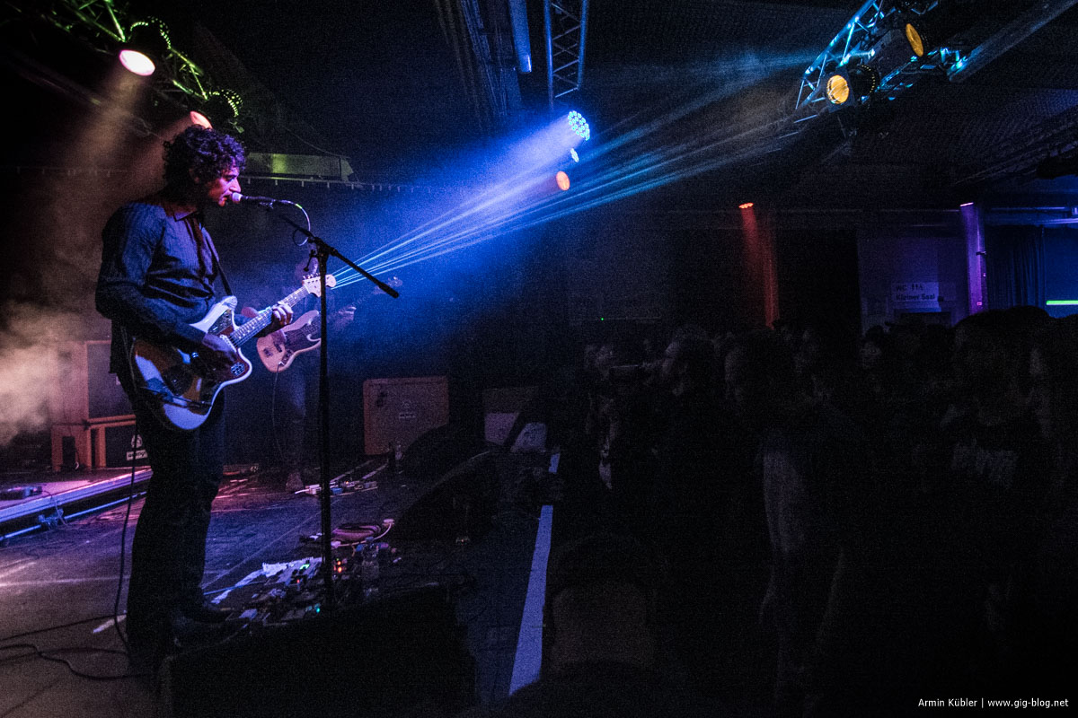 PSYCH IN BLOOM FESTIVAL, 1. Tag, 15.03.2019, Komma, Esslingen
