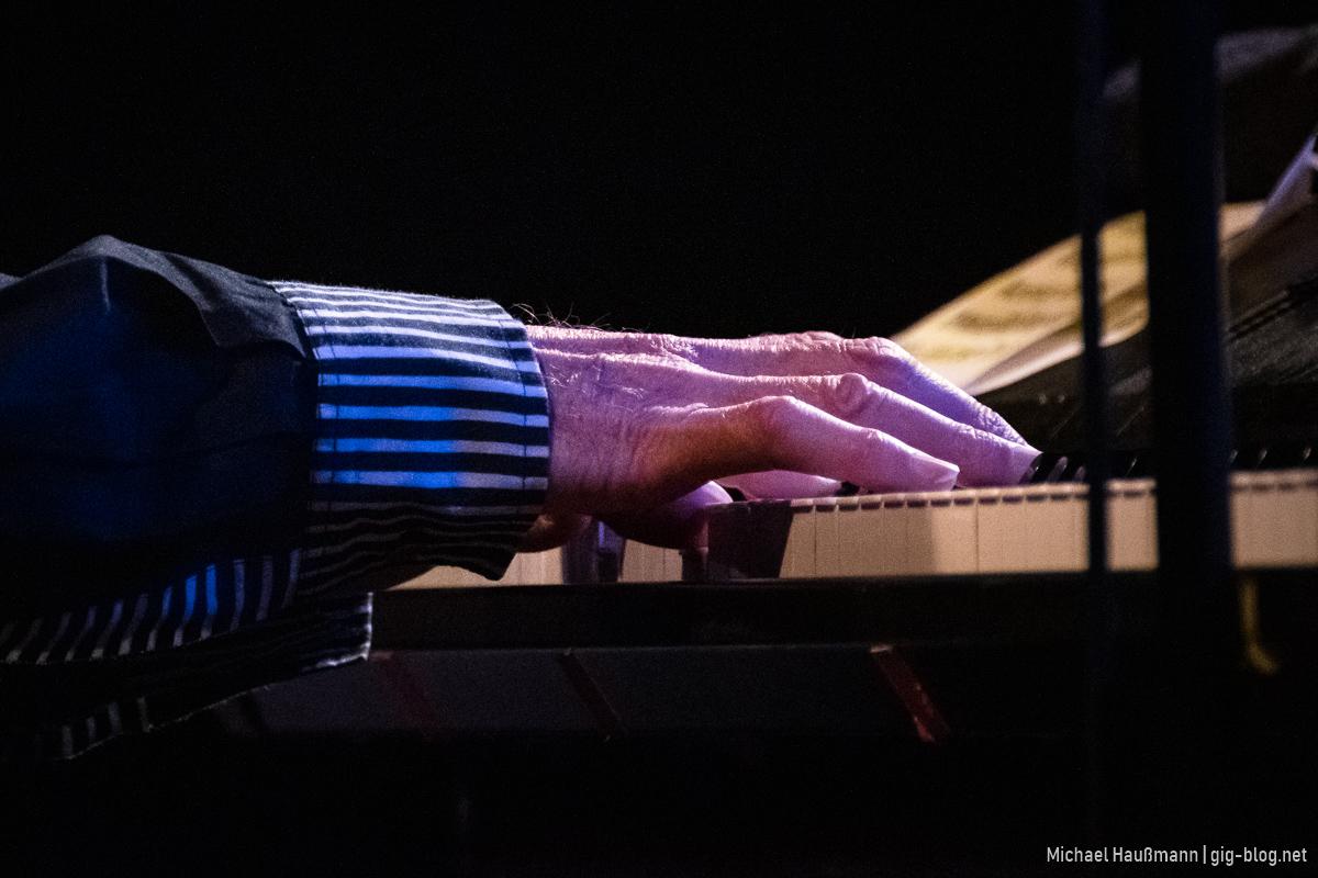 GILBERT O'SULLIVAN, 18.04.2019, Liederhalle, Stuttgart
