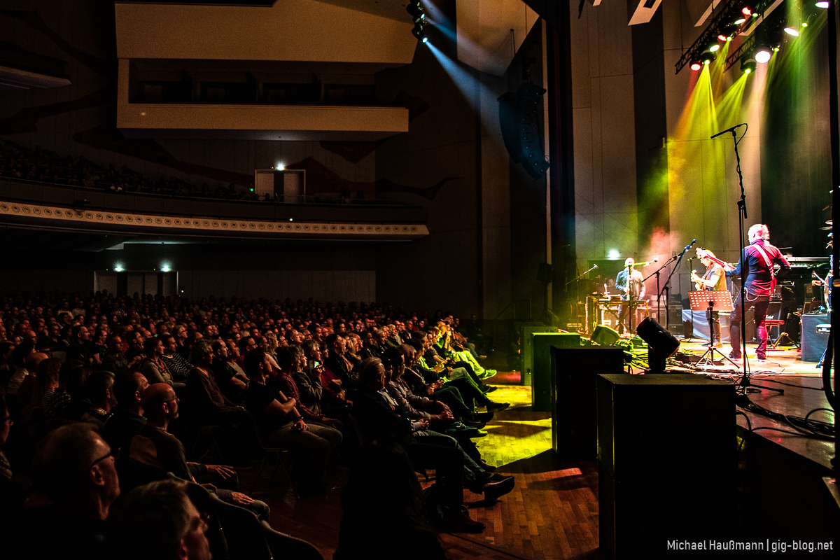 STEVE HACKETT, 26.04.2019, Liederhalle, Stuttgart