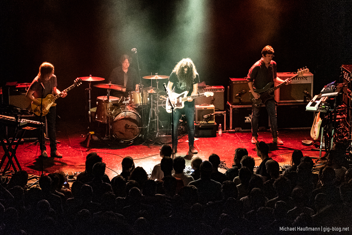 KURT VILE & THE VIOLATORS, 03.06.2019, Manufaktur, Schorndorf