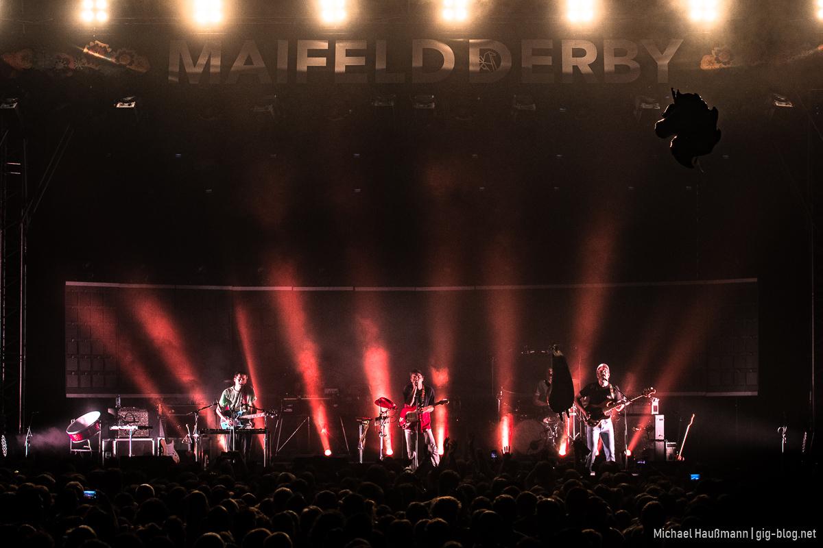 MAIFELD DERBY, Tag 2, 15.06.2019, Maimarkt, Mannheim