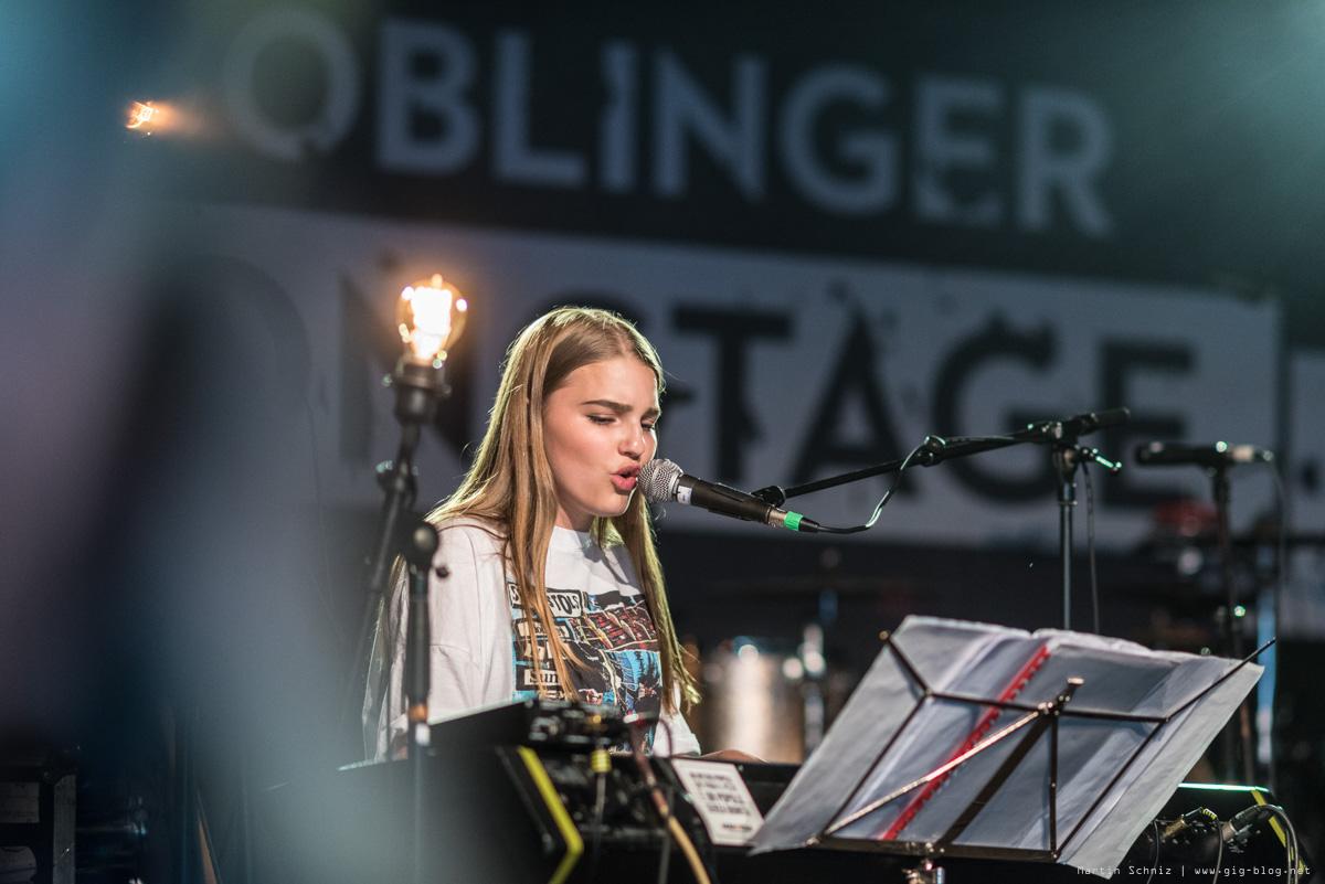 ALIN COEN BAND, STEINER & MADLAINA, KIARA HUBER, Böblinger Songtage, 02.08.2019, Alte TÜV-Halle, Böblingen