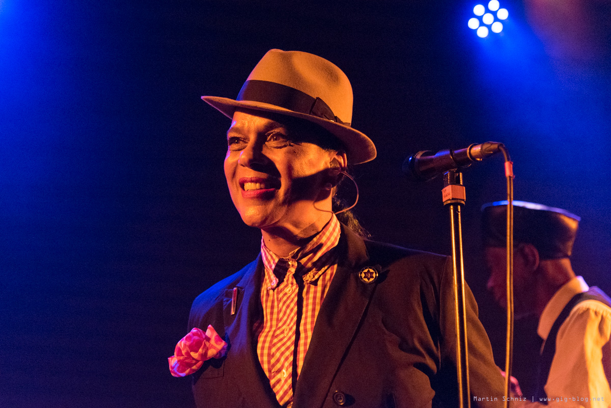 THE SELECTER, 04.10.2019, Jazz Haus, Freiburg