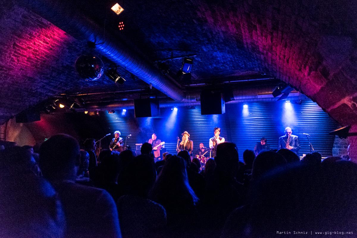 THE SELECTER, 04.10.2019, Jazzhaus, Freiburg