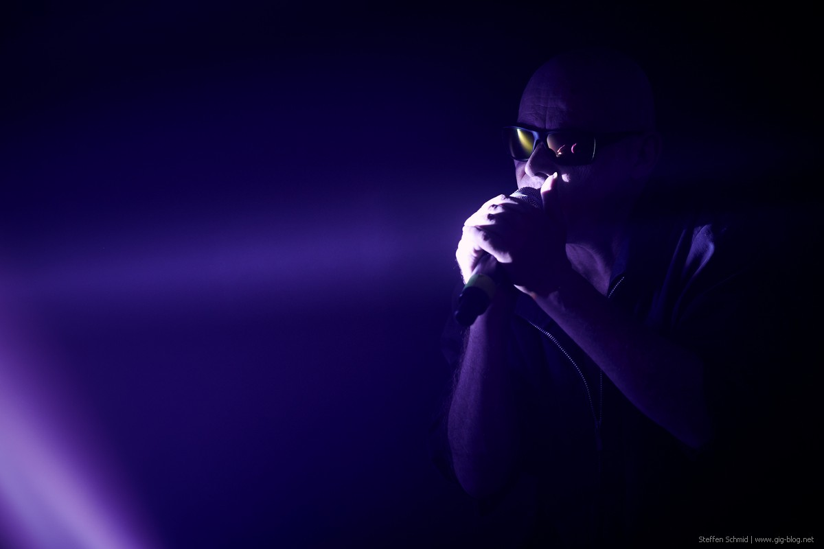 THE SISTERS OF MERCY, 13.10.2019, LKA Longhorn, Stuttgart