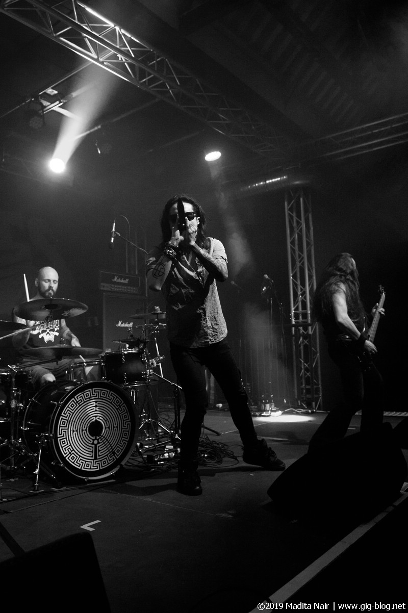 THE 69 EYES, 07.11.2019, Im Wizemann, Stuttgart