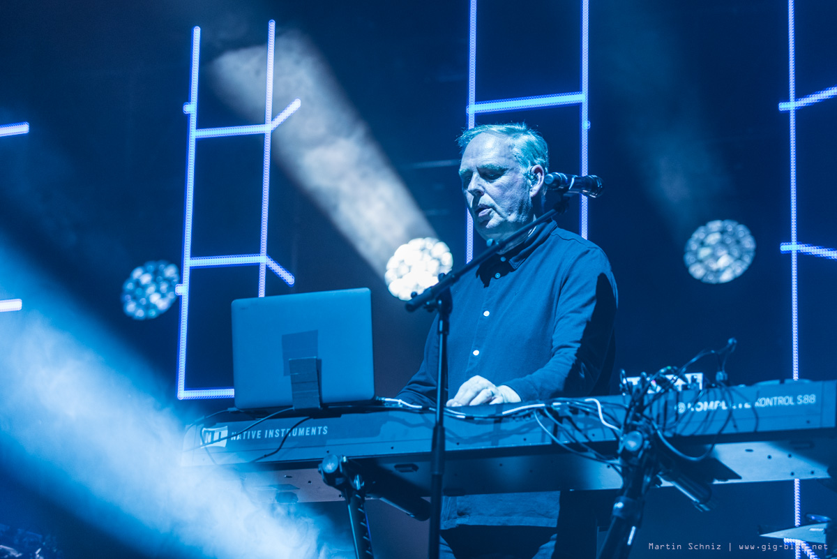 ORCHESTRAL MANOEUVRES IN THE DARK, 03.12.2019, Liederhalle, Stuttgart