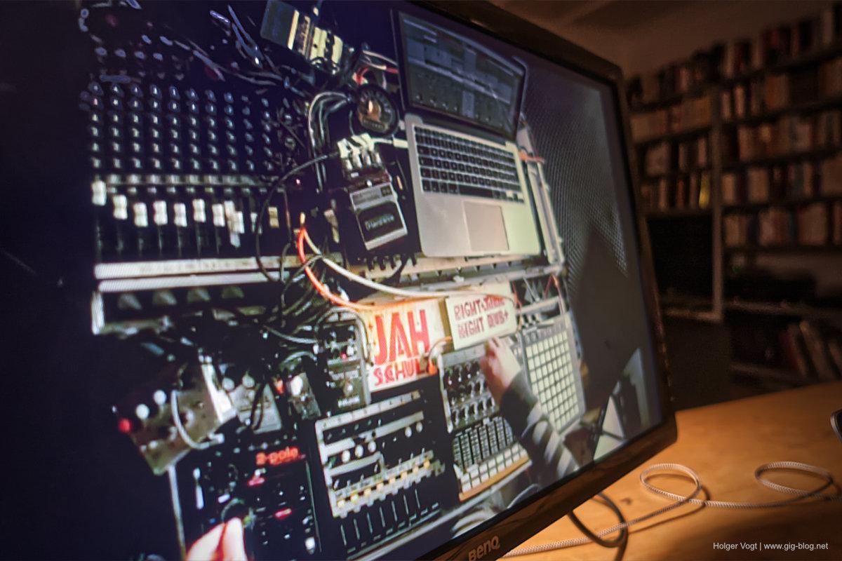 "JAH SCHULZ ""Record Release Livestream"", 19.03.2020, Facebook"